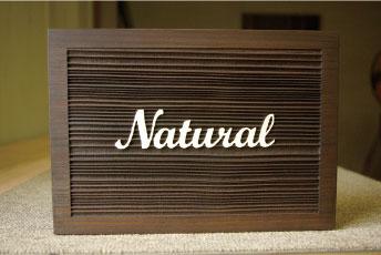 NATURAL TYPE