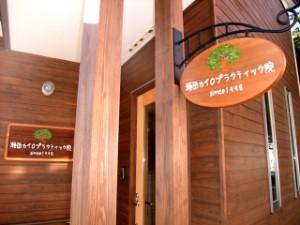 木製看板カイロプラクティック
